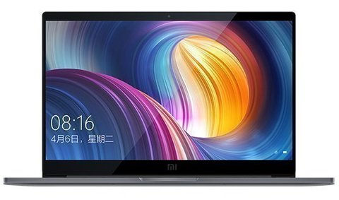 Xiaomi Mi Notebook Pro 15.6 Core i7 256Gb/8Gb Gray