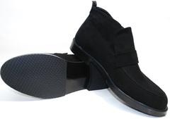 Модные зимние ботинки мужские Richesse - R454
