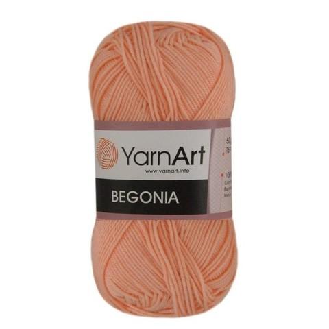Begonia YarnArt (100% мерсеризованный хлопок, 50гр/169м)