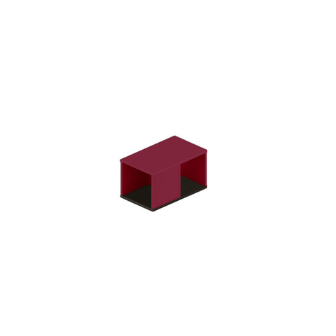 R-26 Топ с органайзером для приставной тумбы (42,4х70х38,7)