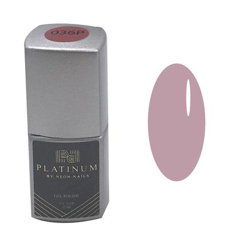 Гель-лаки розовых цветов PLATINUM