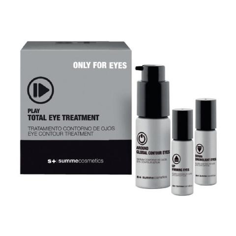 SUMMECOSMETICS S+ | Комплексный омолаживающий уход за кожей вокруг глаз / Total eye treatment