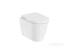 INSPIRA IN-WASH унитаз-биде приставной, rimless, белый Roca 803063001 фото
