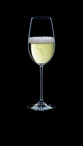 Набор из 4-х бокалов для шампанского 260 мл, артикул 103744. Серия Vivino