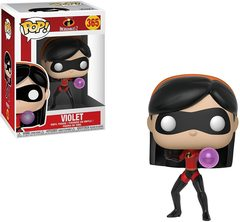 Funko Pop Disney Incredibles 2, Violet (Styles May Vary) Multicolor