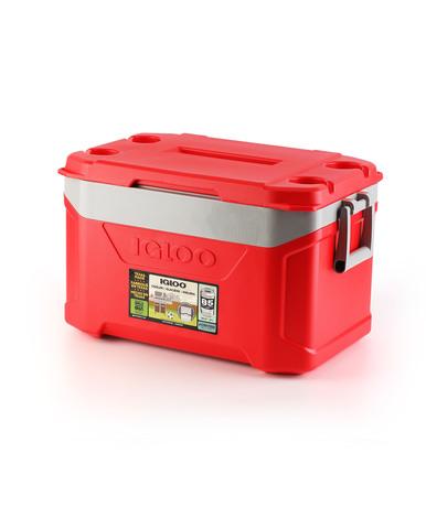Изотермический контейнер (термобокс) Igloo Latitude 50 (47 л.), красный