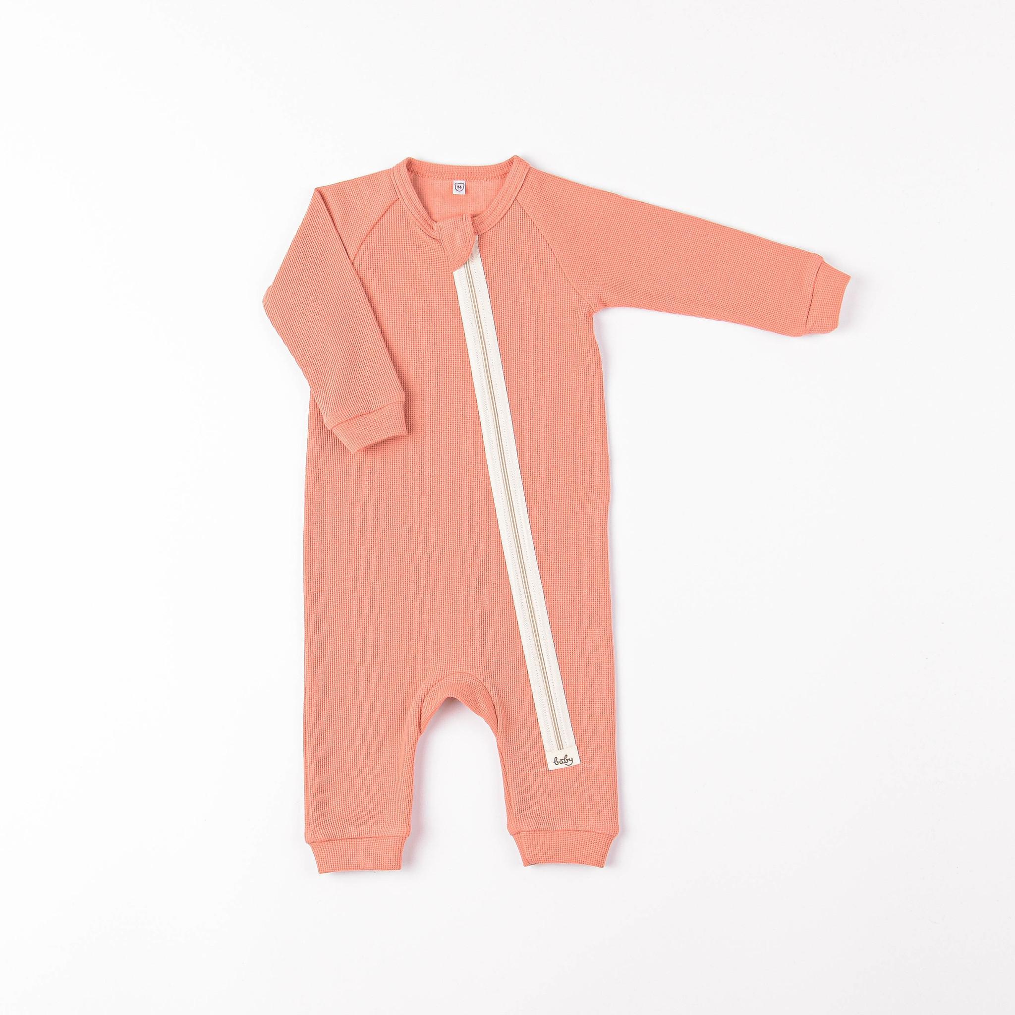 Пижама-слип из рифленой ткани