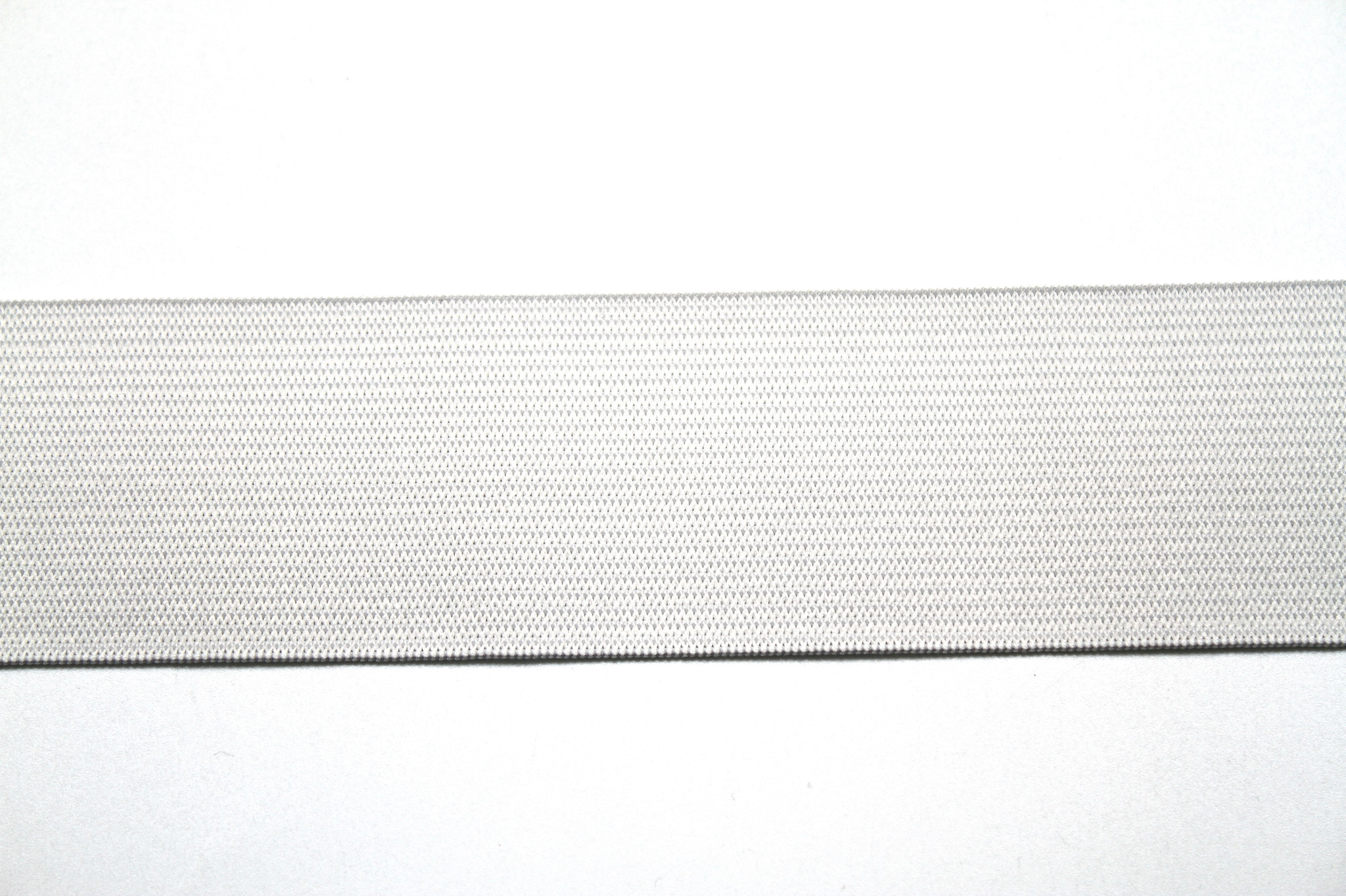 Резинка белая,2,5 см