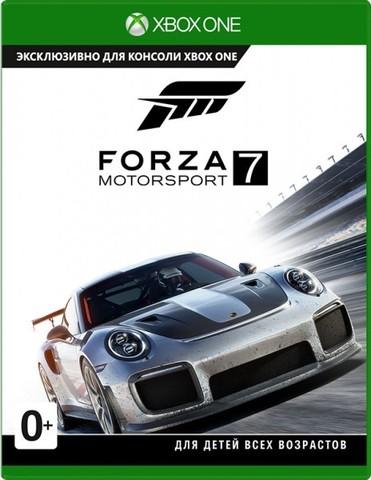 Forza Motorsport 7 (Xbox One/Series X, русские субтитры)
