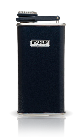 Фляга Stanley Classic Pocket Flask (0,23 литра), темно-синяя