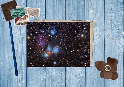 Вселенная и звезды