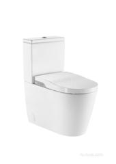 INSPIRA IN-WASH унитаз-биде-компакт напольный, rimless, белый Roca 80306L001 фото