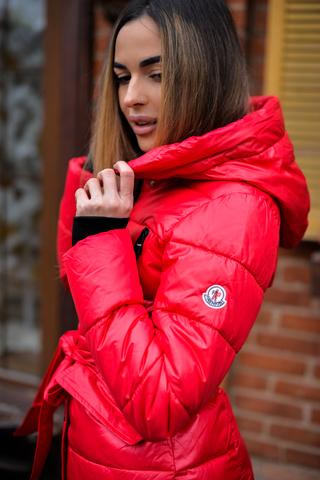 Куртка плащевка с капюшоном женская интернет магазин