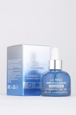 Ампульная сыворотка с гиалуроновой кислотой LA MISO