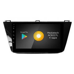 Штатная магнитола на Android 8.1 для Volkswagen Tiguan 17+ Roximo S10 RS-3714