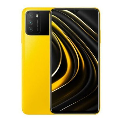 Смартфон Xiaomi Poco M3 4/128GB Yellow (Желтый) Global Version