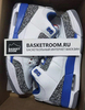 Air Jordan 3 Retro 'Blue Cement' (Фото в живую)