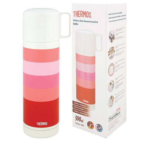 Термос с широким горлом FEJ-500 Red 0,5 л (цвет красный) (Thermos)