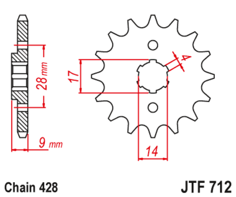 JTF712