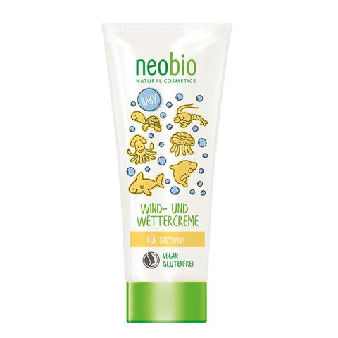 Neobio Детский защитный крем от ветра и холода с Био-Календулой