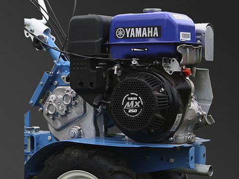двигатель Yamaha МХ250 для МБ 23Я