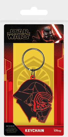 Брелок силиконовый Star Wars: The Rise of Skywalker (Kylo Ren)