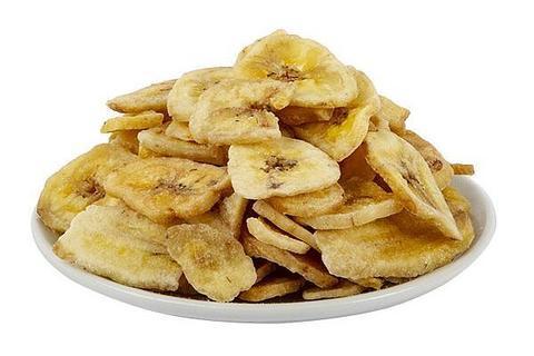 Чипсы Банановые, 100г (Компас Здоровья)