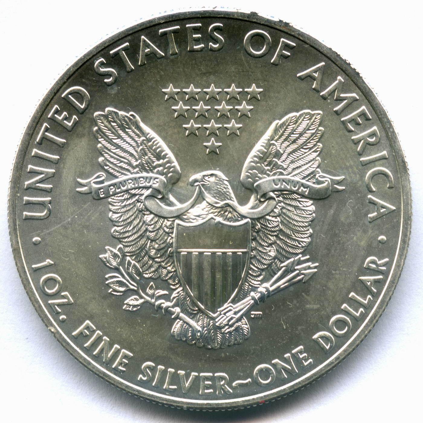 1 доллар 2011 год США