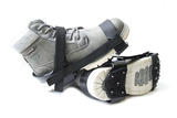 Набор ледоходов с 12 острыми шипами-гвоздиками для рыбацких сапог, туристической обуви, валенок и угг