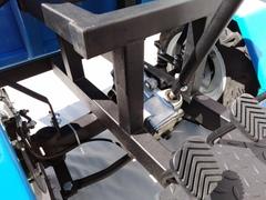 Адаптер передний АПМ-1 с кузовом для МБ Нева,Forza, Ока, Каскад, Луч, Целина