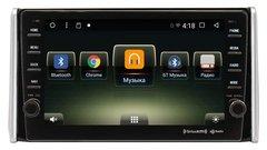 Штатная магнитола Toyota RAV4 2019+ Android 10 4/64GB IPS DSP 4G модель CB 1265T9