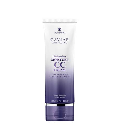 Alterna Увлажняющий СС крем с экстрактом черной икры без сульфатов Caviar Anti-Aging Replenishing Moisture CC Cream