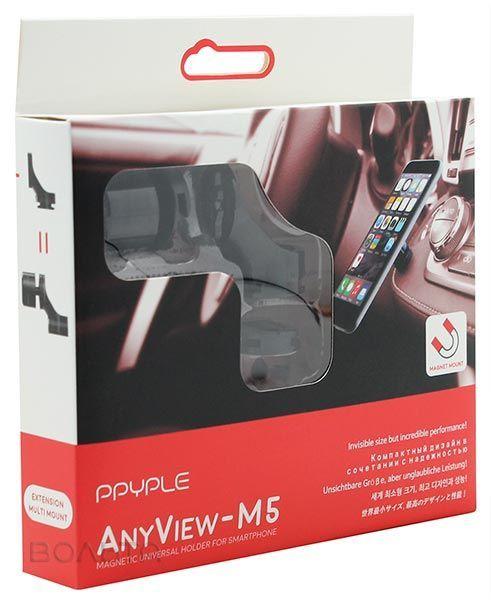 магнитный держатель для телефона Ppyple AnyView-M5 интернет магазин