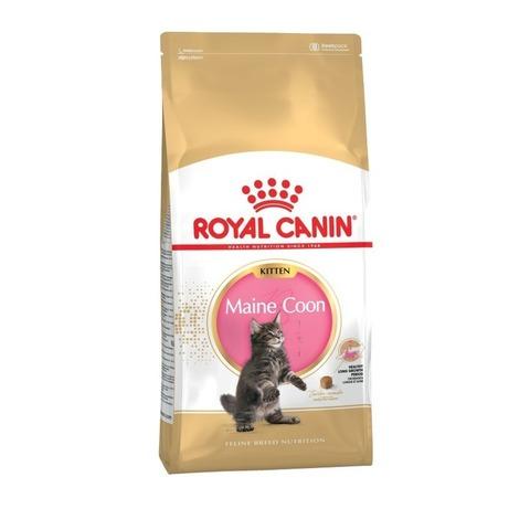 Royal Canin Maine Coon Kitten (4 кг) для котят породы мейн-кун