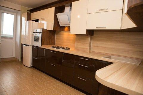 Кухня угловая 3