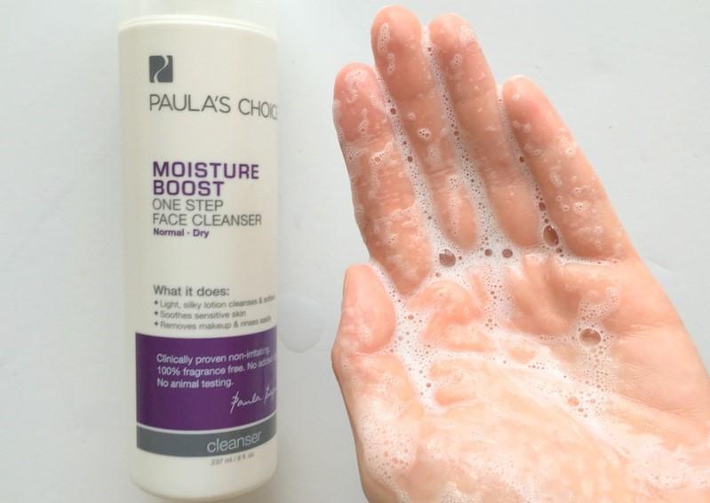Пенка Paula's Choice  Moisture Boost One Step Face Cleanser 237 мл