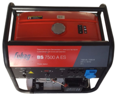 Кожух для бензиновой электростанции Fubag BS 7500 A ES (838760)