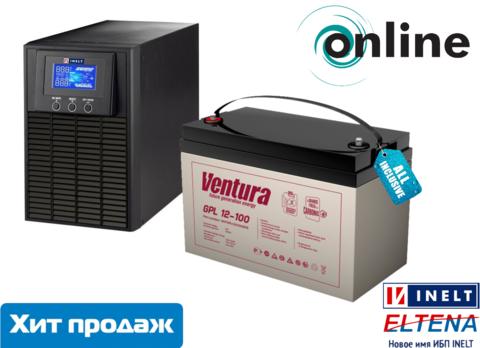 Комплект MONOLITH E1000LT-12V+GPL 12-100