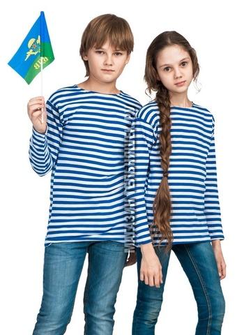 Купить детскую тельняшку ВДВ - Магазин тельняшек.ру 8-800-700-93-18