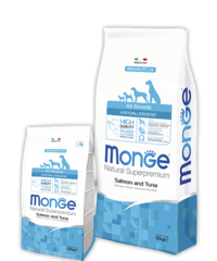 Monge All breeds Hypoallergenic 12кг.