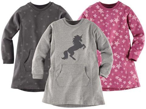 Платье для девочки (розовое) Lupilu