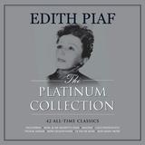 Edith Piaf / The Platinum Collection (Coloured Vinyl)(3LP)