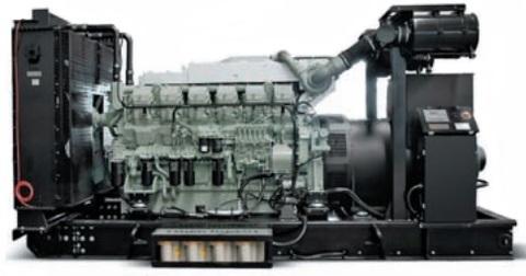 Дизельный генератор Himoinsa HTW-2000 T5