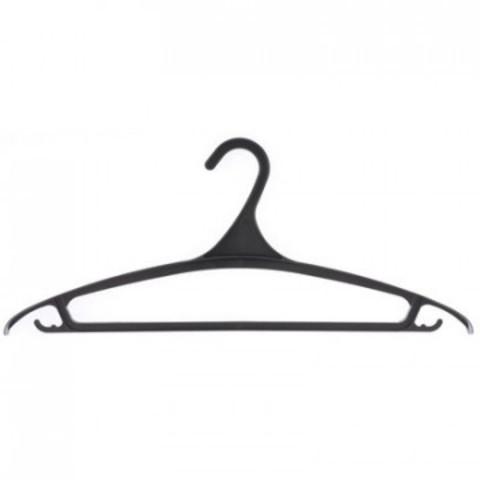 Вешалка МИ_Плечики Elfe 92901 пластик. д/верхней одежды р. 52-54, 470 мм