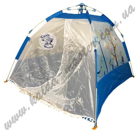 Детская туристическая палатка автомат 1.5*1.3*1.1 м