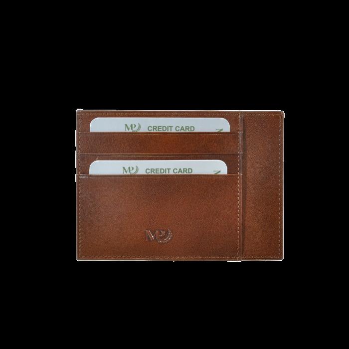 B120254 Cognac - Футляр для карт и документов MP