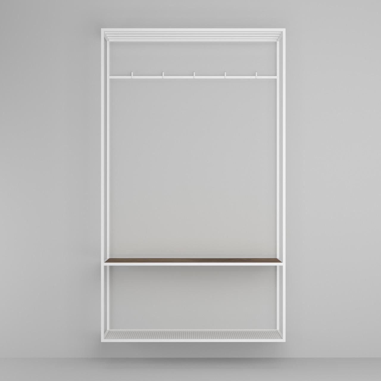 Вешалка Hallra white - вид 5