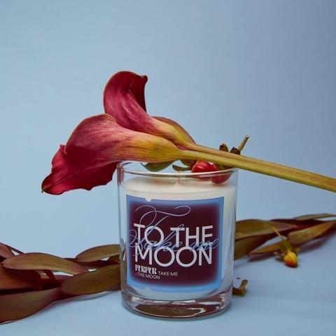 Purpur Take Me To the Moon Свеча