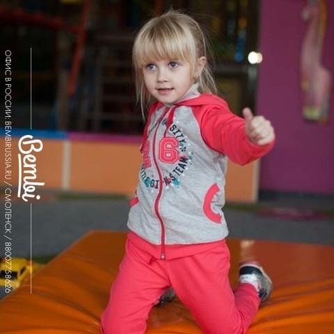 КС516 Спортивный костюм для девочки