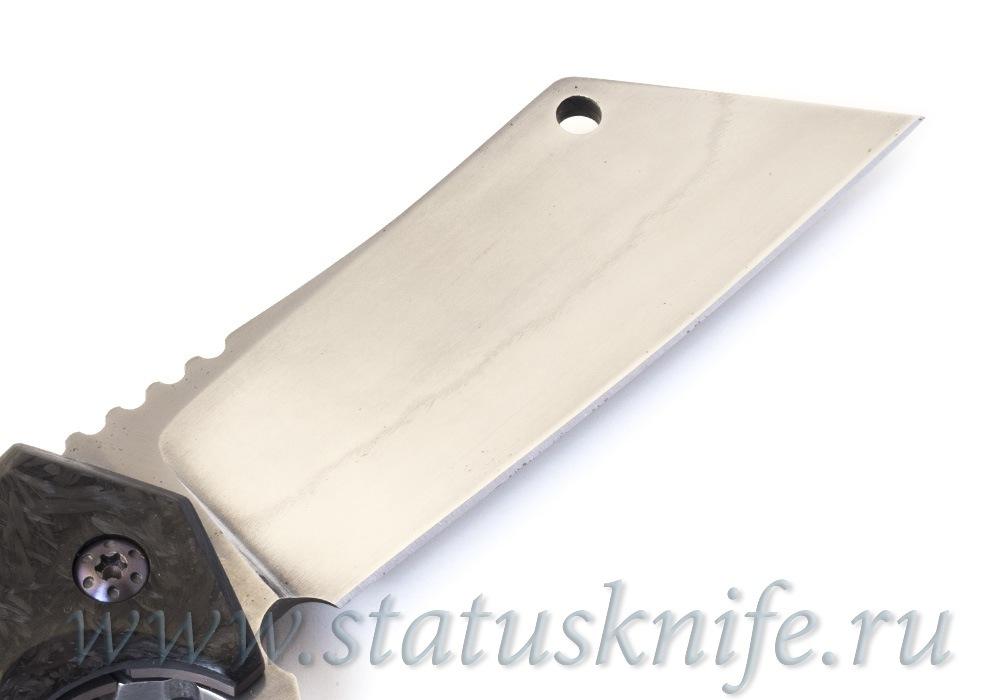 Нож Artillery Hamon 1095 Randy Doucette - фотография